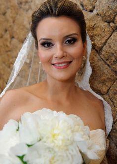 Inspiração maquiagem noiva Flavia Suarez Lobo!