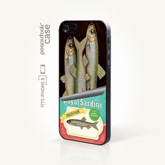 case iPhone 5 in hard plastic with cool vintage by PeanutoakCase, $18.99