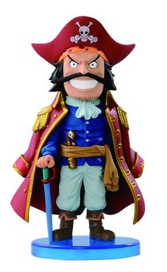 Gol D. Roger (One Piece) collectible figure #gold.roger #onepiece  Official Banpresto Figure