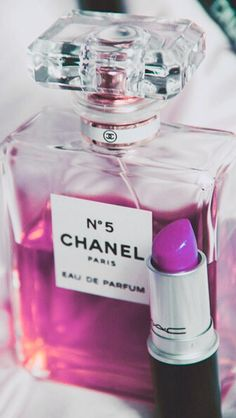 Chanel bottle iphone wallpaper