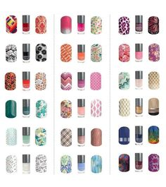 Lacquer color combos, inspiration for how to glam up your Jamberry even more  https://melmolloy.jamberry.com/au/en/shop/shop/for/lacquers?show=all#.VoIabvl9671