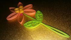 Flor  quilling