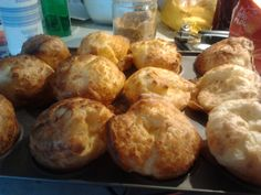 Well I followed James Martins recipe, they turned out brilliant