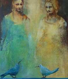▫Duets▫groups of two in art and photos - Danka Jaworska