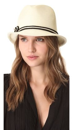 48fbb191d9d Eugenia Kim Craig Nautical Trilby Hat  231. Lucy Baker · Summer Hats