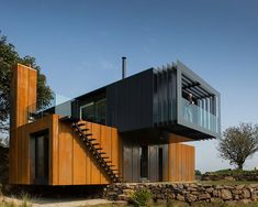 Grillagh Water House in Ireland designed by Patrick Bradley Architects / Photo by Aidan Monaghan #d_signers