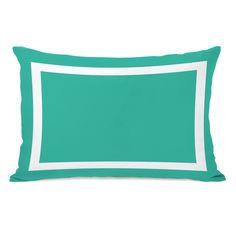 Samantha Simple Lumbar Pillow