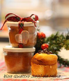 MINI CAKE IN BARATTOLO (idea regalo)