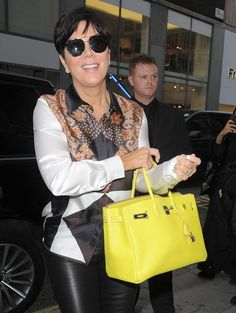 d2a2eea9ae0a We Did the Math  Here s What Kris Jenner s Hermès Collection is Worth