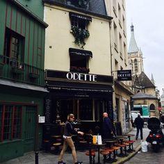 Odette - Paris, France  77 rue Galande 75005 Paris France Saint-Michel/Odéon, 5ème