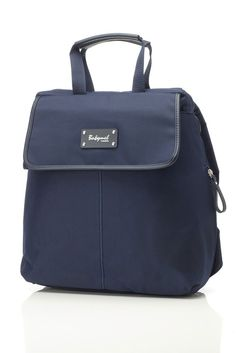 Babymel Harlow Backpack Diaper Bag in Navy. Please use coupon code NewProducts to receive 15% off these items. To receive the discount, please place your order by midnight Monday, August 24, 2015