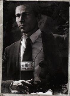 Agent Norman Jayden - Heavy Rain