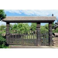» Poarta – sculpturiMuzeul Popa Gazebo, Pergola, Outdoor Structures, Kiosk, Pavilion, Outdoor Pergola, Cabana
