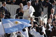 El álbum de fotos de la asunción del papa Francisco - lanacion.com
