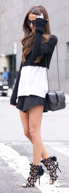 Statement Shoes Outfit Idea by SOMETHING NAVY