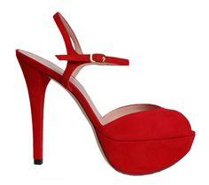 """Sandalo Stuart Weitzman S/S 2013 Articolo """"Gomte"""" . In vendita sul sito www.lafemmecorreggio.com o direttamente Boutique La Femme di Correggio."""