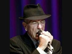 Leonard Cohen - Ain't No Cure for Love - (He's got a real dry sense of humor - love it!) 2009 London