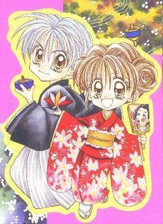 Maron and Chiaki Kamikaze Kaito Jeanne