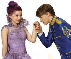 Disney Descendants' Mal & Ben