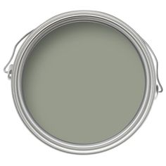 Find Farrow & Ball Eco Pigeon - Exterior Eggshell Paint - at Homebase. Visit your local store for the widest range of paint & decorating products. Green Wall Color, Green Paint Colors, Neutral Paint Colors, Gray Paint, Farrow Ball, Farrow And Ball Paint, Cottage Exterior, Exterior House Colors, Exterior Paint