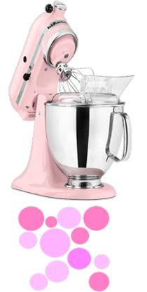 website devoted to kitchenaide mixer recipes and how tos