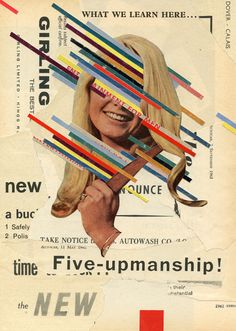 Collage — Anthony Gerace