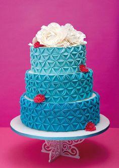 origami cake - Cake by Alessandra