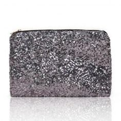 Stunning Sequins And Acrylic Solid Color Women's Clutch  $ 7.31
