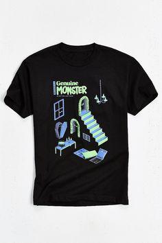 UO Artist Editions Jimmy McMillan Genuine Monster Tee