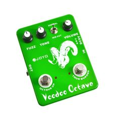 JOYO JF-12 Ultimate Fuzz and Octave Guitar Effect Pedal | Reverb