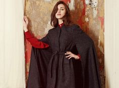 Samantha Pleet, eco-friendly capes, eco-friendly cloaks, eco-friendly ponchos, eco-friendly outerwear, sustainable outerwear, eco-fashion, sustainable fashion, green fashion, ethical fashion, sustainable style