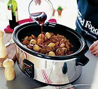 10 top tips for using a slow cooker - Slow Cooker - Ideas of Slow Cooker - Slow cooker cooking tips; especiallyconverting from low to high setting and converting conventional times to slow cooker times. Slow Cooker Times, Crock Pot Slow Cooker, Crock Pot Cooking, Slow Cooker Recipes, Cooking Recipes, Cooking Ribs, Cooking Ideas, Crock Pots, Cooking Bacon