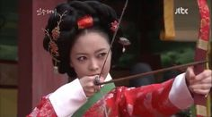 Queen Insoo(Hangul:인수대비;RR:Insudaebi) is a 2011 South Korean historical television series, starringChae Shi-ra,Kim Mi-sookandJeon Hye-bin. Focusing on the fierce power struggle among three women in the royal court of theJoseon Dynasty, it aired  for 60 episodes.It was one of the inauguraldramason newly launched cable channeljTBC. 장녹수 전소민