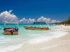 Treasured beach: The white sands of Negril
