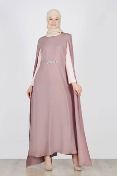 Sell Regan Dress Pink Dresses-and-jumpsuit | Hijabenka.com