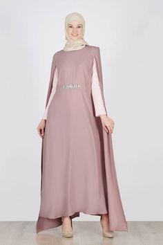Sell Regan Dress Pink Dresses-and-jumpsuit   Hijabenka.com