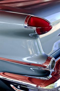 1956 Oldsmobile Taillight Photograph by Jill Reger - 1956 Oldsmobile Taillight Fine Art Prints and Posters for Sale