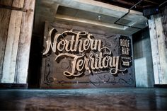 Northern Territory by No Entry Design