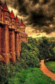 Castelo Hunyad - Transilvânia, Romênia
