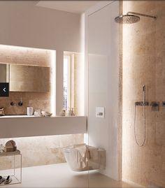 Small Luxe bathroom / like layout & window