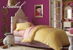 Girls Room Decor & Bedroom Furniture | Serena & Lily