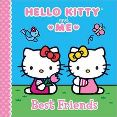 Hello Kitty has a new best friend. Can you guess who it is? It's you! Whether you are playing at the park, drawing pictures, or going for a ride on a hot air balloon, you and Hello Kitty are going to