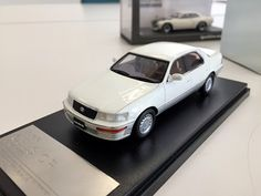 日本自動車デザインコーナー 「Japanese Car Design Corner」: Toyota Celsior 1989 model by…