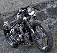 Triumph. via Cafe Racers Parma