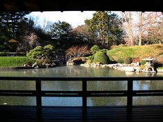 Japanese Hill-and-Pond by Brooklyn Botanic Garden