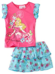 Disney Princess Outfits, Disney Girls, Disney Outfits, Disney Clothes, Toddler Girl Shorts, Toddler Girl Outfits, Toddler Girls, Little Girl Fashion, Kids Fashion