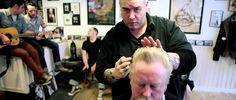 King's Barbershop Video