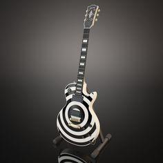 Max Gibson Les Paul Zakk - 3D Model