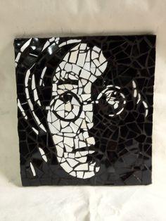 John Lennon. $250.00, via Etsy. by cecebode
