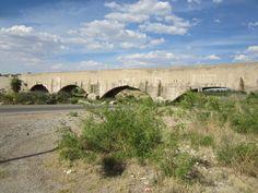 Pecos River Flume, Carlsbad, NM